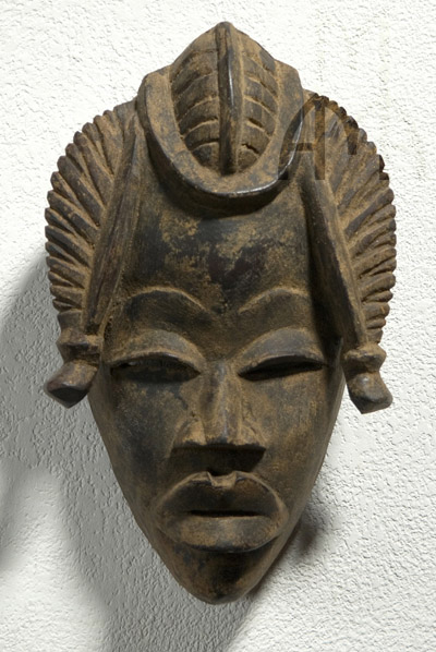 african hunting masks